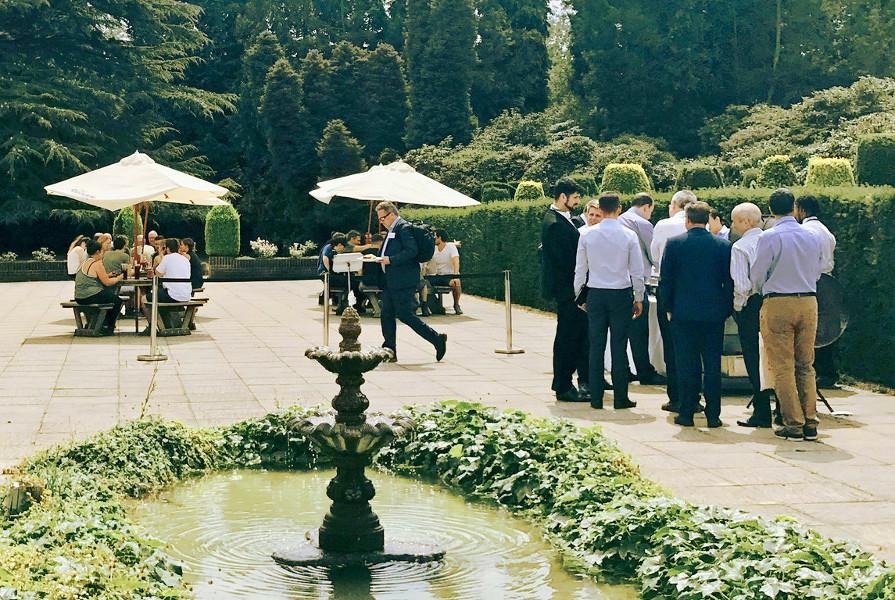 Fujitsu & Partners Blockbuster Event – July 2018