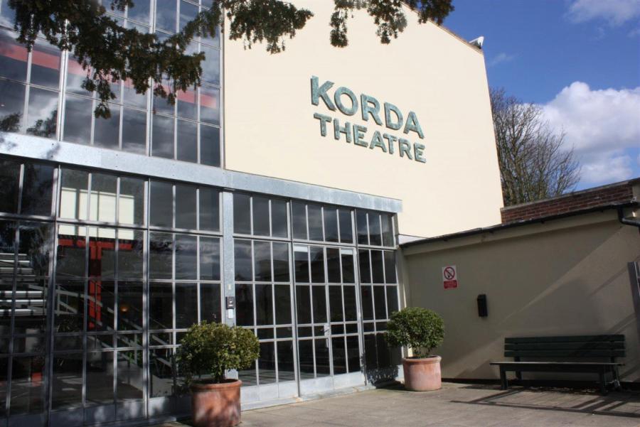 Korda Theatre at Shepperton Studios