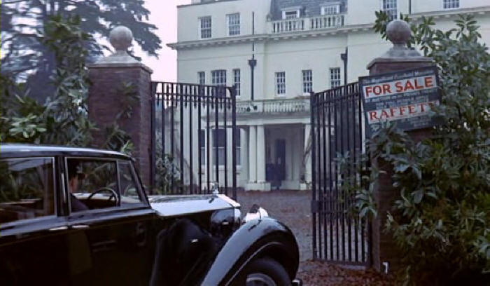 Carry On Again Doctor 1 Set at Heatherden Hall at Pinewood Studios