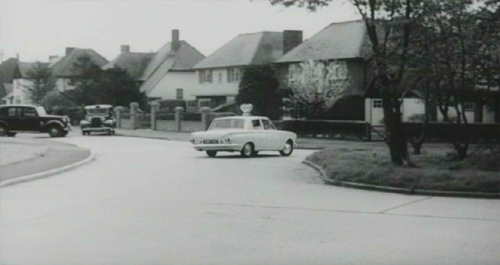 Carry On Cabby Set in Pinewood Green and Pinewood Close