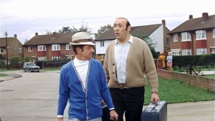 Carry On Camping 2 Set in Pinewood Green and Pinewood Close