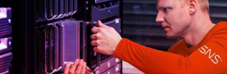 SNS Storage Engineer